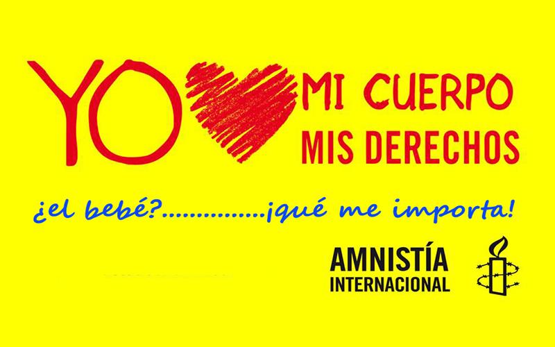 Resultado de imagen para amnistia internacional